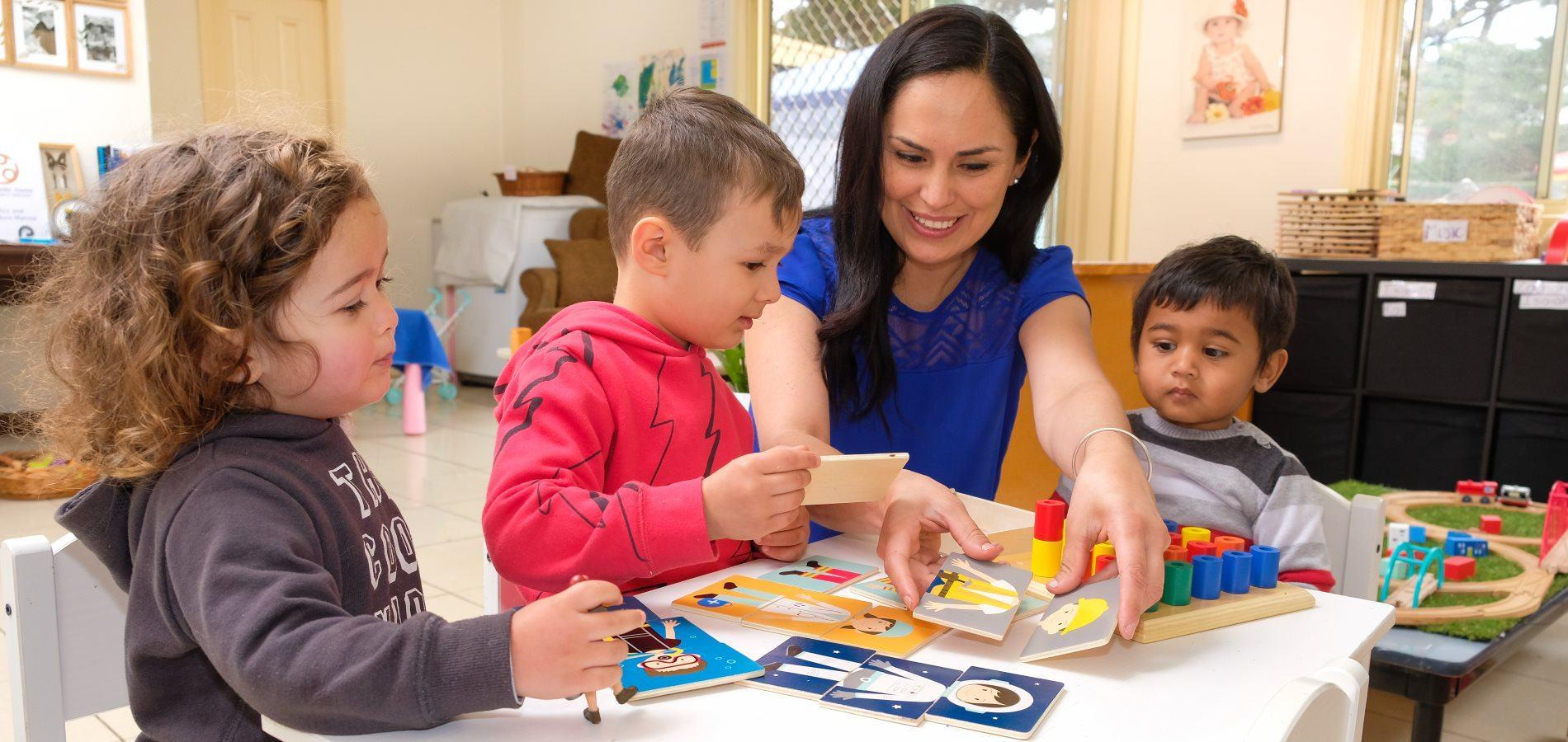 Family Day Care - The Infants' Home